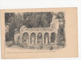 Bonneval Ruines Ancienne Eglise De L´abbaye Cpa Bon état - Bonneval