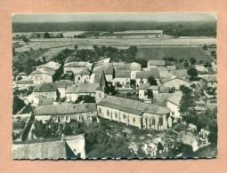 55 - MEUSE - BEHONNE - L'EGLISE -  EN AVION AU DESSUS DE  ......   BEHONNE - France