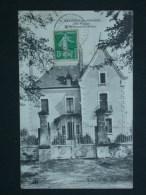 Ref4263 JU CPA De Mezieres Sur Issoire (Limousin) - Villa Route De Bellac - N°4 - 1915 - Meziere Sur Issoire