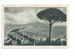 Napoli Panorama Da Posillipo 1937 - Napoli (Naples)