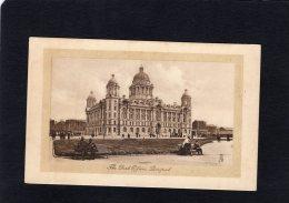 54469     Regno Unito,  The  Dock Offices,  Liverpool,  NV(scritta) - Liverpool