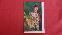 Taiwan  Miss Wulai  1847 - Taiwan