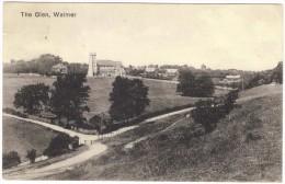 The Glen, Walmer -  Postmark 1916 - Dover