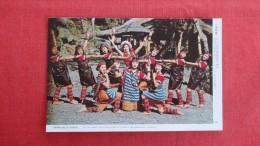 Taiwan  Aborigine´s  Dance-------1847 - Taiwan