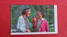 Taiwan Aborigine´s  Tatooed  Women --1847 - Taiwan