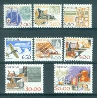 PORTUGAL - Mi 1472/1479 - MNH** - Cote 4,00 € - 1910-... République