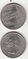USA - Oregon, Quarter Dollar, 2005 - Federal Issues