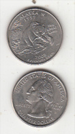USA - Alaska, Quarter Dollar, 2008 - Federal Issues