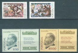 PORTUGAL - Mi 1494/1497 - MNH** - Cote 4,00 € - 1910-... République