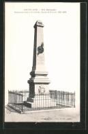CPA Brioude, Monument élevé à St-Ferrol - Brioude
