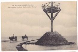 NOIRMOUTIER  - Le Passage Du Goa. Le Premier Refuge. - Ile De Noirmoutier