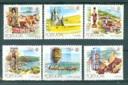 PORTUGAL - Mi 1498/1503 - MNH** - Cote 8,50 € - 1910-... République