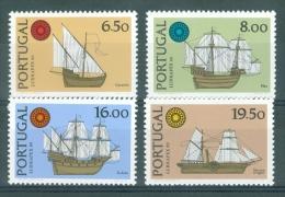 PORTUGAL - Mi 1504/1507 - MNH** - Cote 5,50 € - 1910-... République