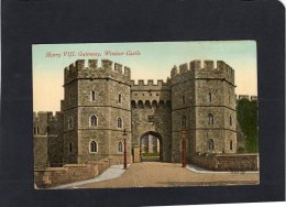54547   Regno  Unito,  Henry  VIII.,  Gateway,  Windsor Castle,  NV - Windsor Castle