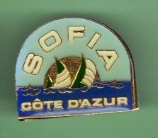SOFIA *** COTE D'AZUR *** (1011) - Cities