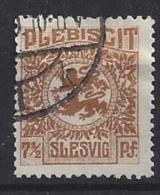 Germany (Schleswig) 1920  (o)  Mi.3 - Abstimmungsgebiete
