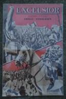 REVUE EXCELSIOR - N° SPECIAL ITALIE- ETHIOPIE- MUSSOLINI- MENELIK 1ER- APPEL AUX ARMES A ADDIS ABEBA- OCTOBRE 1935- RARE - Books, Magazines, Comics