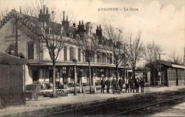 21 AUXONNE  La Gare - Auxonne