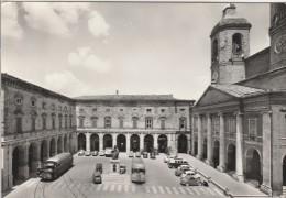 MACERATA - CAMERINO - PIAZZA CAVOUR E CINQUECENTESCO PALAZZO ARCIVESCOVILE - Macerata
