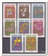 Costa Rica 1967, Postfris MNH, Flowers, Orchids - Costa Rica