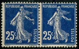 France (1907) N 140 * (charniere) Tache Sous La Main - Ungebraucht