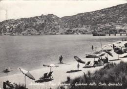 Arzachena-baja Sardinia  -veduta 1940 - Sassari
