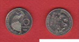 10 Francs Schuman 1986  En SUP - K. 10 Franchi