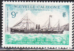 New Caledonia 1970 Stamp Day Packet Ship Mint - Nieuw-Caledonië