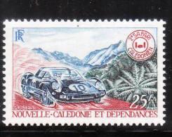 New Caledonia 1968 2nd Automobile Safari Car Mint - Neufs