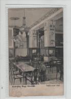 Andrassy Nagy Kavelhaz Feher Utcal Resz Kir Kassai Honved Zenekar 1914 Musor Szunet - Ansichtskarten