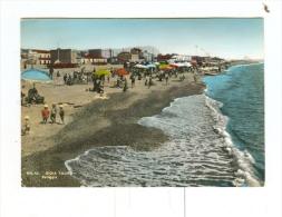 GIOIA TAURO,spiaggia-1960-Spiaggia Animata-!!!!!!!!!! - Reggio Calabria