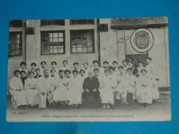 17) Pons - Hopital Temporaire - Dames Infirmières Et Personnel Médical  - Année 1914 -  EDIT- Basnary - Pons