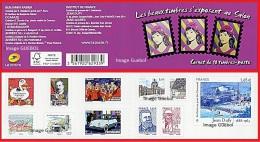 France Carnet N° BC 1023 ** Les Beaux Timbres S´exposent Au Salon - Musique, Peinture ++++ - Conmemorativos