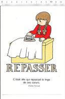 Repasser / Fer à Repasser Repassage / Iron  // CP/GF - Non Classés