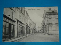 17) Pons - Rue De La Paroisse   - Année 1915 -  EDIT- Basnary - Pons