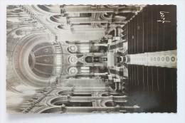 Temple Israelite, Rue De La Victoire, Interieur: Vue Sur Le Choeur, Paris, Photo Veritable - Jewish
