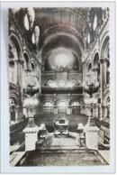 Temple Israelite, Rue De La Victoire, Interieur: Vue Sur Les Orgues, Photo Veritable - Jewish