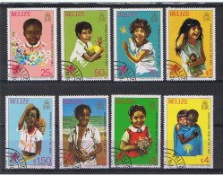 Belize Y/T 472 / 479 (0) - Belize (1973-...)