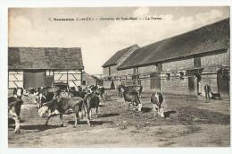 CPA Loir Et Cher - 41 - Souesmes - Domaine De Bois-Rosé - La Ferme - France
