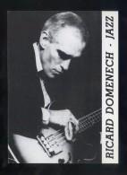 *Ricard Domènech - ...Jazz* Barcelona 1987. Nueva. - Exposiciones
