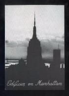*Tito Dalmau - Edificios En Manhattan* Barcelona 1982. Circulada. - Exposiciones