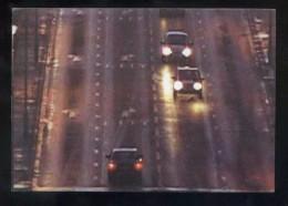*Willie Doherty - Dark Stains* Donostia 1999. Impreso Flyer. - Exposiciones