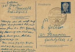 Stamped Staionery  GDR. H-433 - Postales - Usados