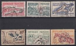 FRANKRIJK - Michel - 1953 - Nr 987/83 - Gest/Obl/Us - Francia