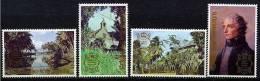 Saint Kitts Saint-Christophe 1980 Yvert n� 420-23 *** MNH Cote 4 euro Nelson