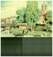 CP  LE MANS,   Les Bords De La Sarthe , Barre Dayez  N° 2046 G - Barday