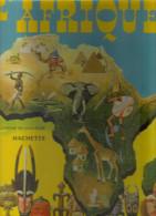 """Livre Ancien """"l'Afrique"""" Encyclopédie En Couleur - Geographie"""