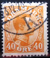 DANEMARK              N° 144                OBLITERE - 1913-47 (Christian X)