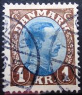 DANEMARK              N° 147               OBLITERE - 1913-47 (Christian X)