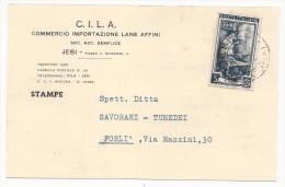Jesi - C.I.L.A. Commercio Importazione Lane Affini - Ancona - HP722 - Ancona